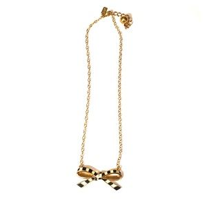 Kate Spade Nautical Bow Necklace